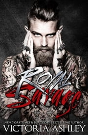 Royal Savage ebook by Victoria Ashley