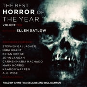 Best Horror of the Year Volume 10 audiobook by