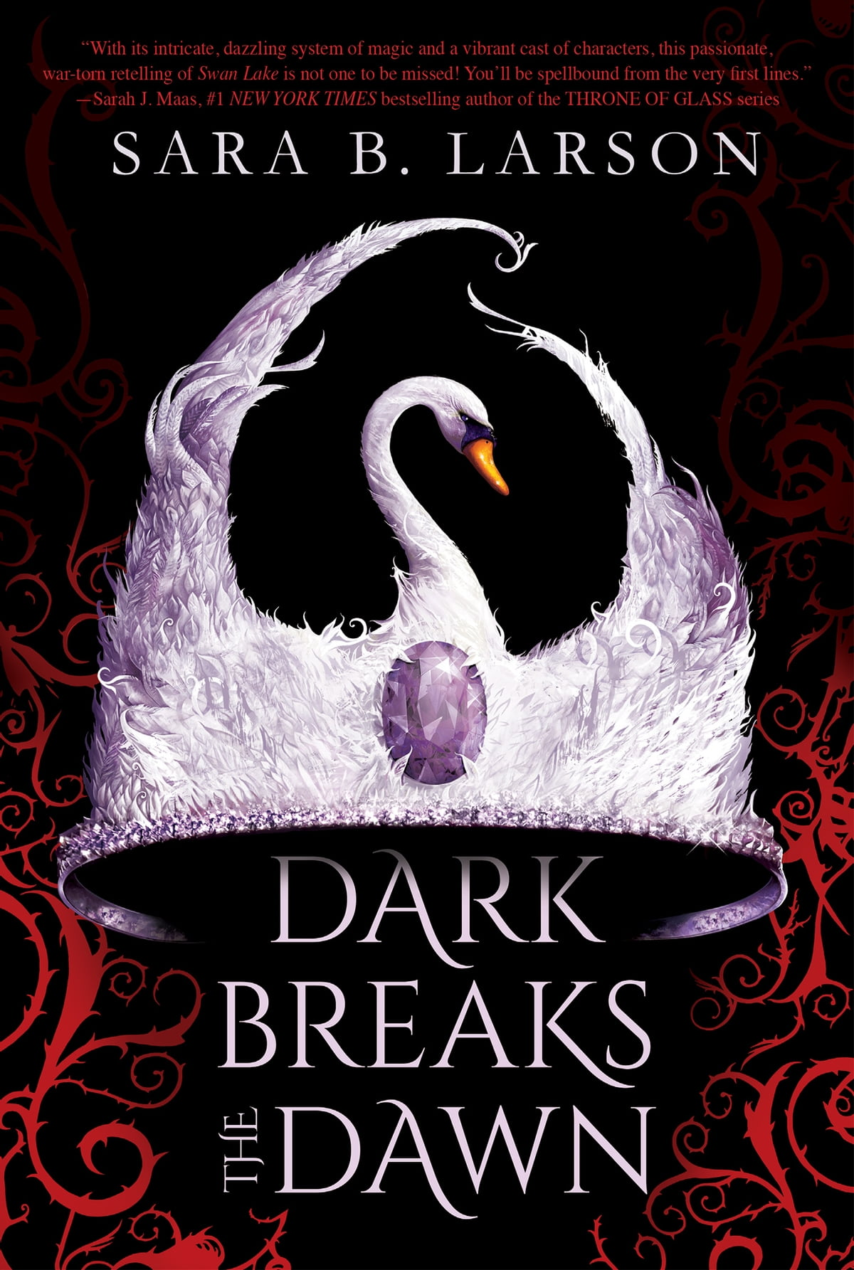 Dark Breaks The Dawn Ebook By Sara B Larson