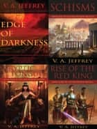 Red World trilogy ebook by V. A. Jeffrey