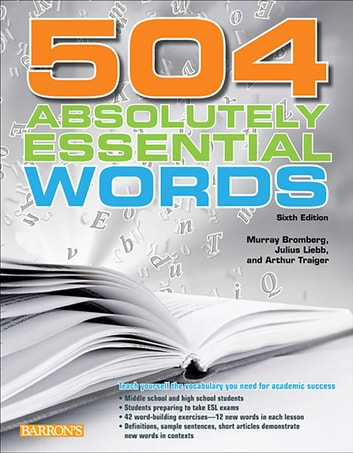 504 Essential Words 5th Edition Pdf