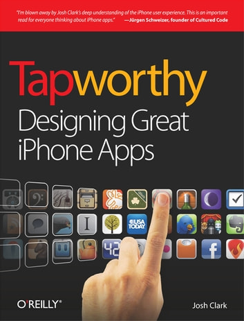 Tapworthy - Designing Great iPhone Apps 電子書 by Josh Clark