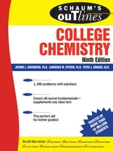 Schaum's Outline of College Chemistry, 9ed ebook by Rosenberg, Jerome