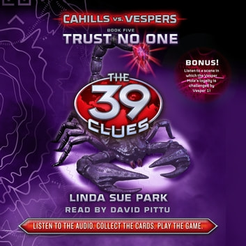 The 39 Clues: Cahills vs. Vespers, Book 5: Trust No One audiobook by Linda Sue Park