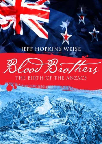 Blood Brothers ebook by Jeff Hopkins-Weise
