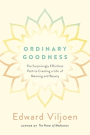 Ordinary Goodness - The Surprisingly Effortless Path to Creating a Life of Meaning and Beauty ebook by Edward Viljoen