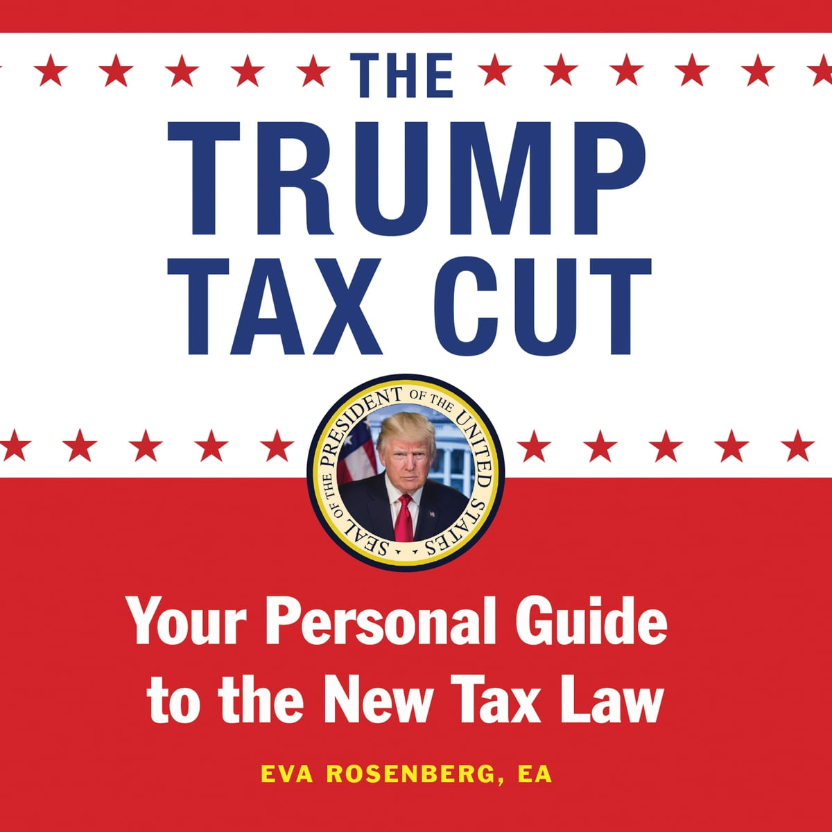 The Trump Tax Cut Audiobook By Eva Rosenberg