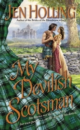 My Devilish Scotsman ebook by Jen Holling