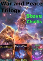 War and Space trilogy ebook by Steve Challis