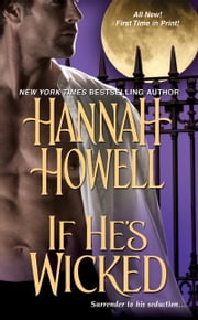 If He's Wicked ebook by Hannah Howell