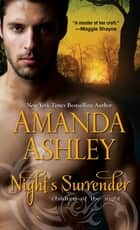 Night's Surrender ebook by Amanda Ashley