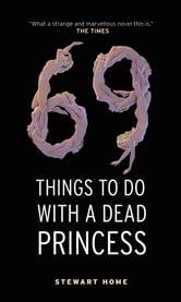 69 Things to Do With a Dead Princess ebook by Stewart Home