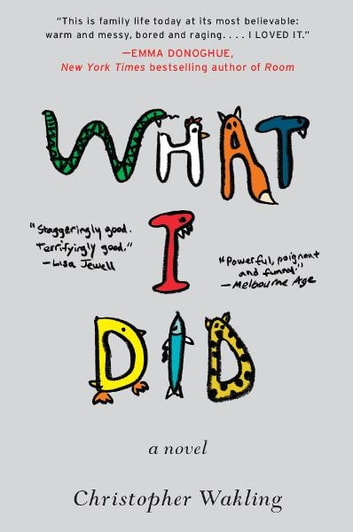 What I Did - A Novel ebook by Christopher Wakling