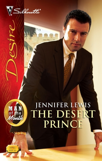 The Desert Prince ebook by Jennifer Lewis