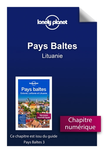 Pays Baltes - Lituanie ebook by LONELY PLANET FR