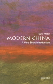Modern China: A Very Short Introduction ebook by Rana Mitter
