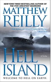 Hell Island ebook by Matthew Reilly,Tyler Jacobson