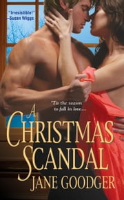 A Christmas Scandal ebook by Jane Goodger