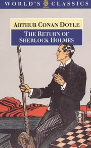 The Return of Sherlock Holmes ebook by G. K. Chesterton,Stephen Medcalf