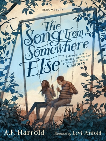 The Song from Somewhere Else ebook by A.F. Harrold