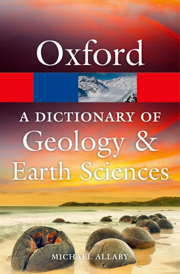 A dictionary of geology and earth sciences ebook di for Geology dictionary