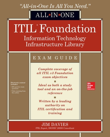 itil foundation all in one exam guide ebook by jim davies rh kobo com ITIL V3 Processes ITIL Logo