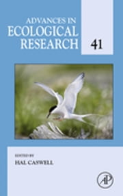 Advances in Ecological Research ebook by Hal Caswell