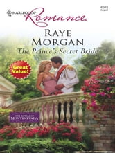 The Prince's Secret Bride ebook by Raye Morgan