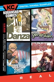 Kodansha Comics Digital Sampler - REAL - Volume 1 ebook door Various