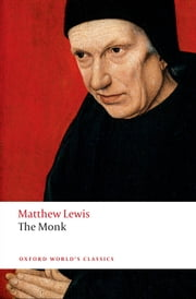 The Monk ebook by Matthew Lewis,Emma McEvoy