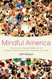 Mindful America: The Mutual Transformation of Buddhist Meditation and American Culture ebook by Jeff Wilson