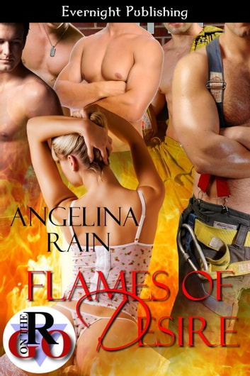 Flames of Desire ebook by Angelina Rain
