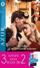 Pack 3 pour 2 Azur - Mai 2021 ebook by Carol Marinelli, Liz Fielding, Carole Mortimer