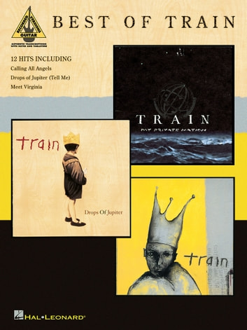 Best of Train (Songbook) ebook by Train