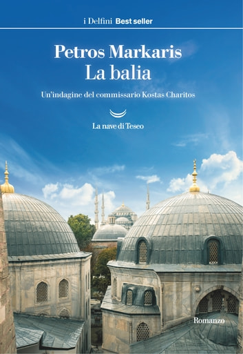 La balia ebook by Petros Markaris