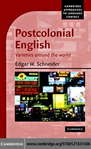 Postcolonial English ebook by Schneider,Edgar W.