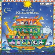 Meine große Kinderbibel audiobook by Heather Amery