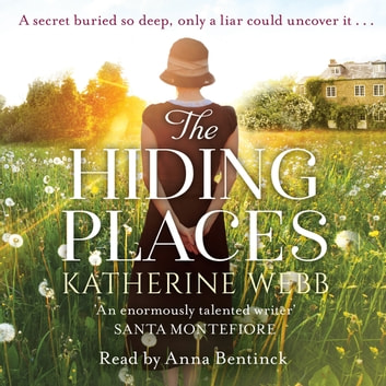 The Hiding Places Audiobook By Katherine Webb