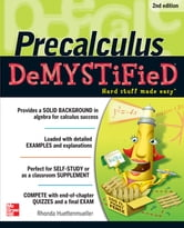 Pre-calculus Demystified 2/E ebook by Rhonda Huettenmueller