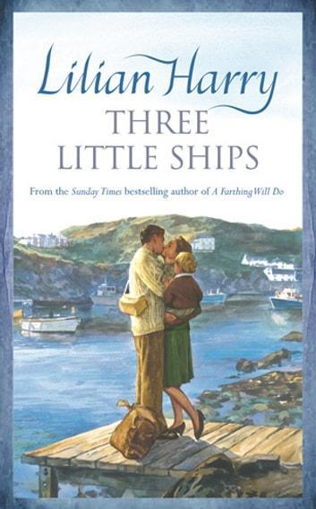 Three Little Ships ebook by Lilian Harry