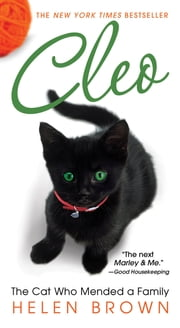 CLEO - The Cat Who Mended a Family ebook by Helen Brown
