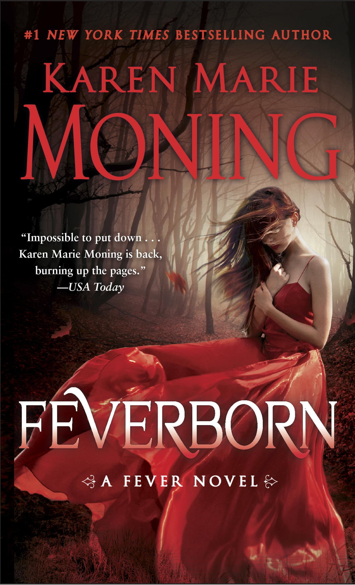 Feverborn  A Fever Novel Ebook By Karen Marie Moning