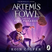 Artemis Fowl and the Time Paradox 有聲書 by Eoin Colfer