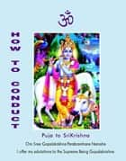 How to Conduct Puja to ShriKrishna ebook by Dr. A. V. Srinivasan