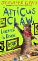 Atticus Claw Learns to Draw ebook by Jennifer Gray
