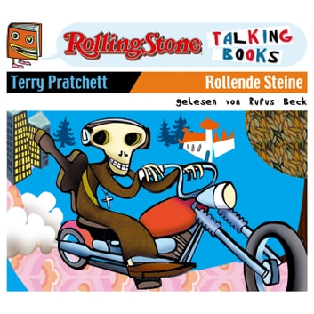Rollende Steine - Rolling Stone - Talking Books audiobook by Terry Pratchett