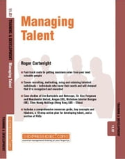 Managing Talent: Training and Development 11.7 ebook by Cartwright, Roger