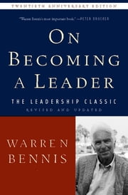 On Becoming a Leader ebook by Warren Bennis