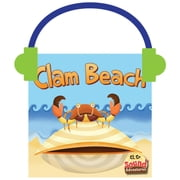 Clam Beach - Phonetic Sound (/cl/, /cr/) audiobook by J. Jean Robertson