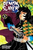 Demon Slayer: Kimetsu no Yaiba, Vol. 5 - To Hell ebook by Koyoharu Gotouge